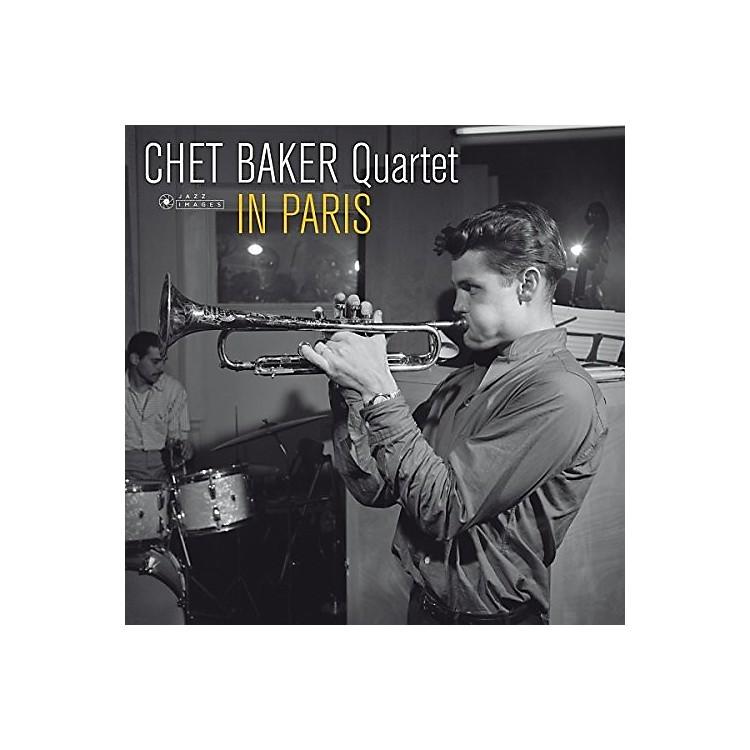 AllianceChet Baker - In Paris (Photo Covery By Jean-Pierre Leloir)