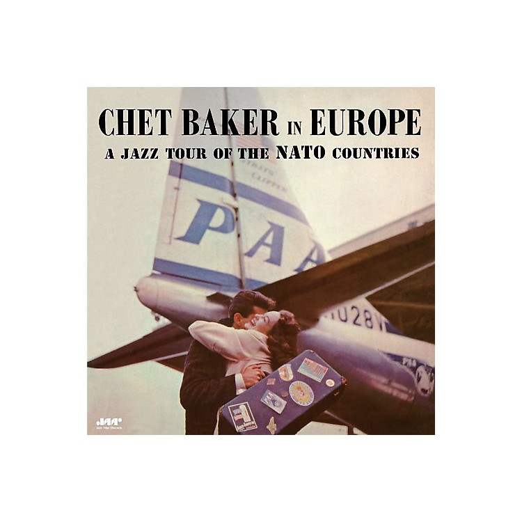 AllianceChet Baker - Jazz Tour of the Nato Countries