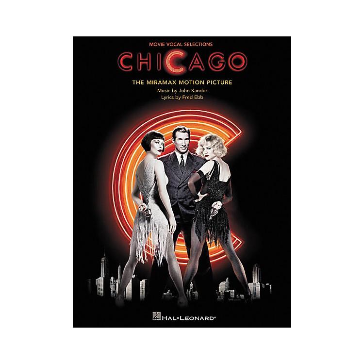 Hal LeonardChicago Movie Vocal Selections Piano/Vocal/Guitar Songbook