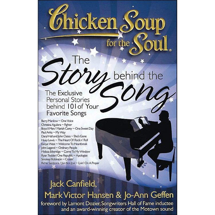 Hal Leonard Chicken Soup for The Soul - The Story Behind The Song