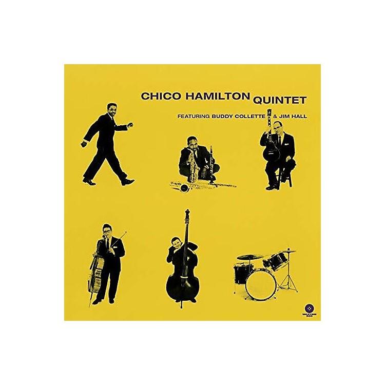 AllianceChico Hamilton - Quintet (Feat Buddy Collette & Jim Hall)