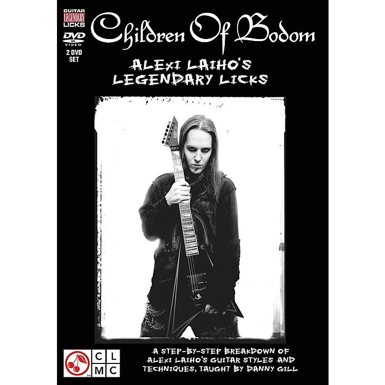 Hal LeonardChildren Of Bodom - Alexi Laiho's Legendary Licks (2-DVD Set)