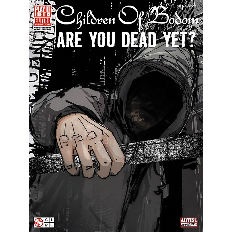 Cherry LaneChildren Of Bodom: Are You Dead Yet? Guitar Tab Songbook