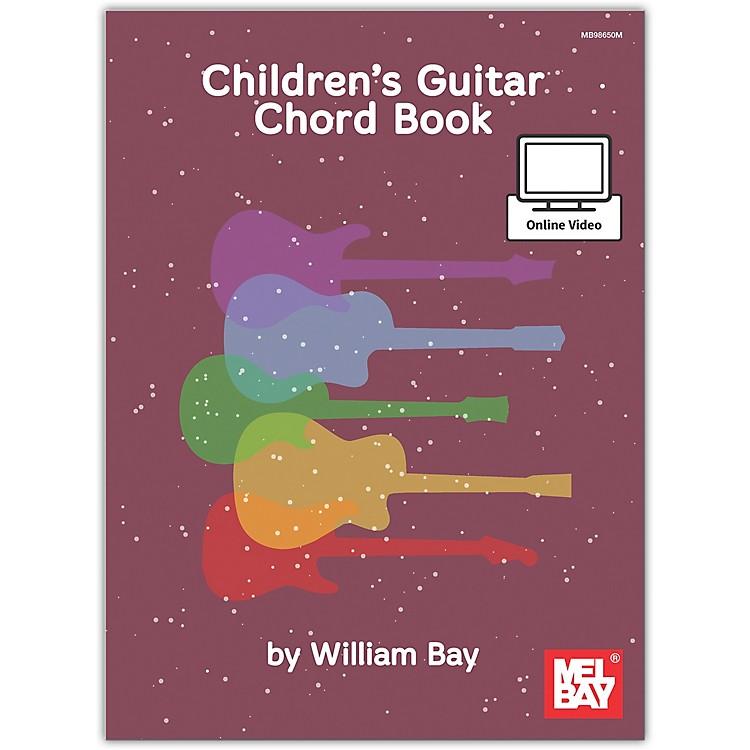 Mel BayChildrens Guitar Chord, Book plus Online Video