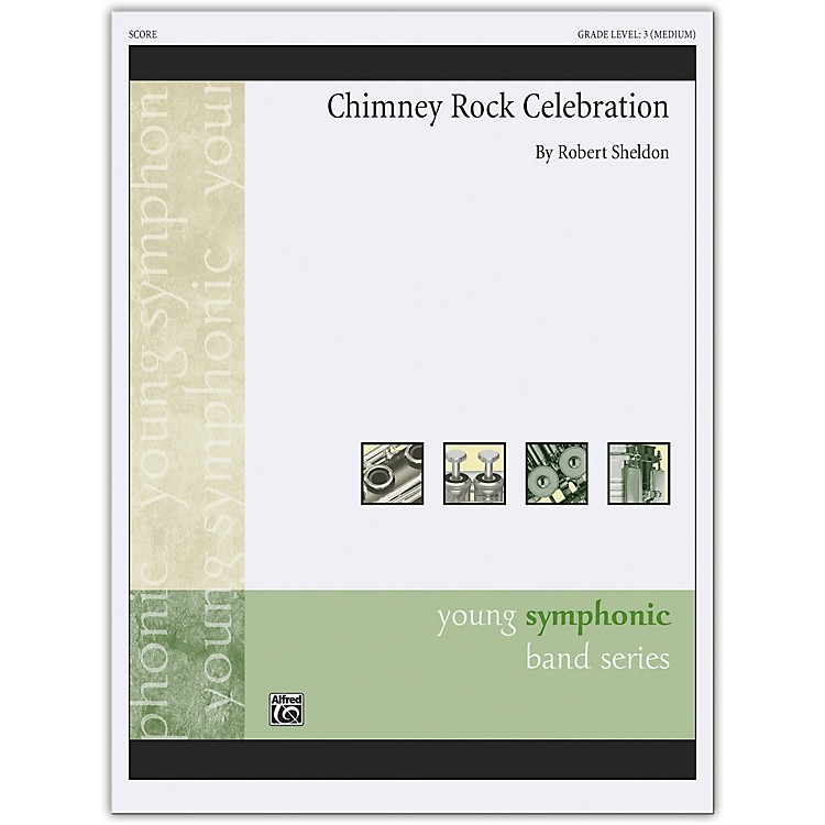 Alfred Chimney Rock Celebration Conductor Score 3 (Medium)