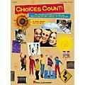 Hal Leonard Choices Count (All-School Revue) (Unison ShowTrax CD) UNIS.SHTX CD Composed by Don Marsh