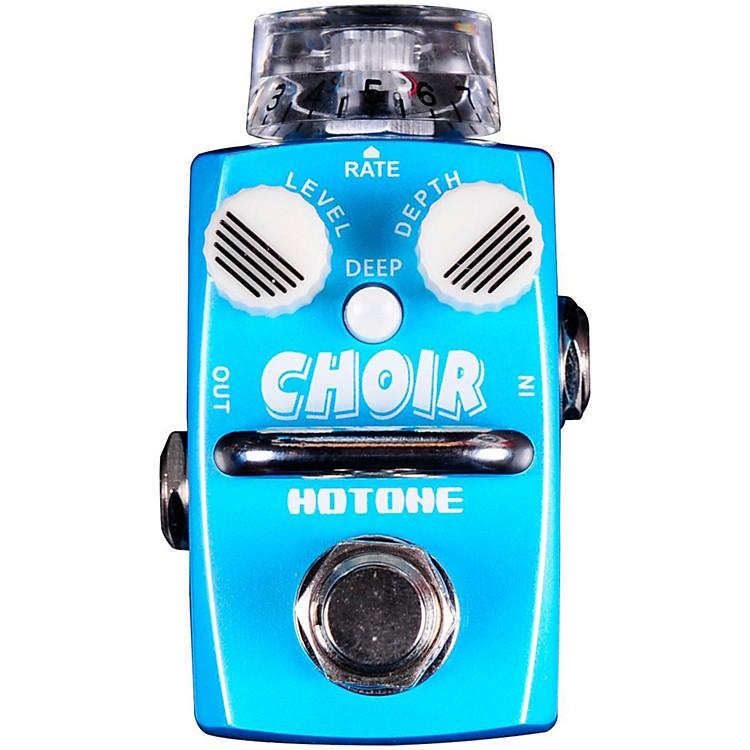 Hotone EffectsChoir Chorus Skyline Series Guitar Effects Pedal