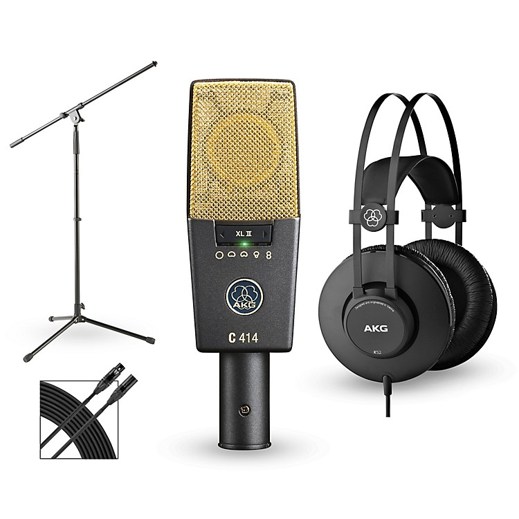 AKG Choose Your Microphone Bundle P220