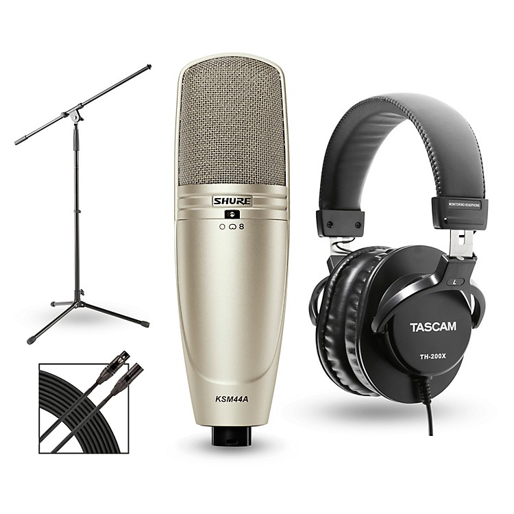 Shure Choose Your Microphone Bundle SM7B