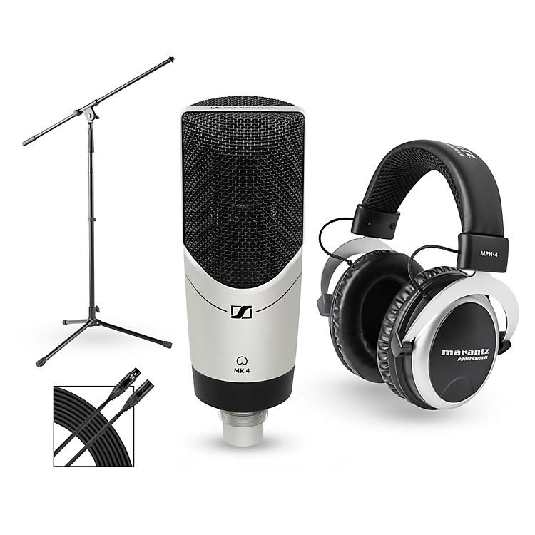 sennheiser choose your microphone bundle music123. Black Bedroom Furniture Sets. Home Design Ideas