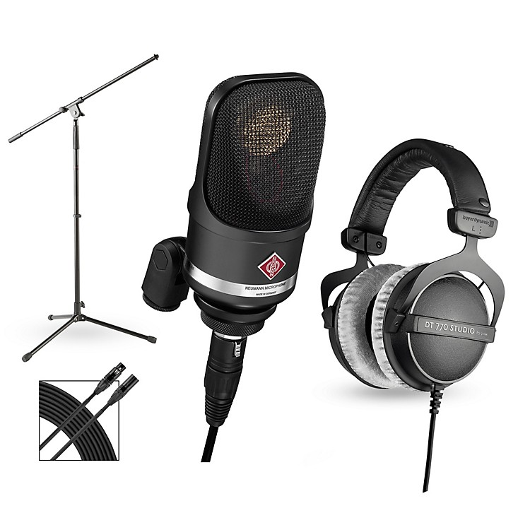 Neumann Choose Your Microphone Bundle TLM 102