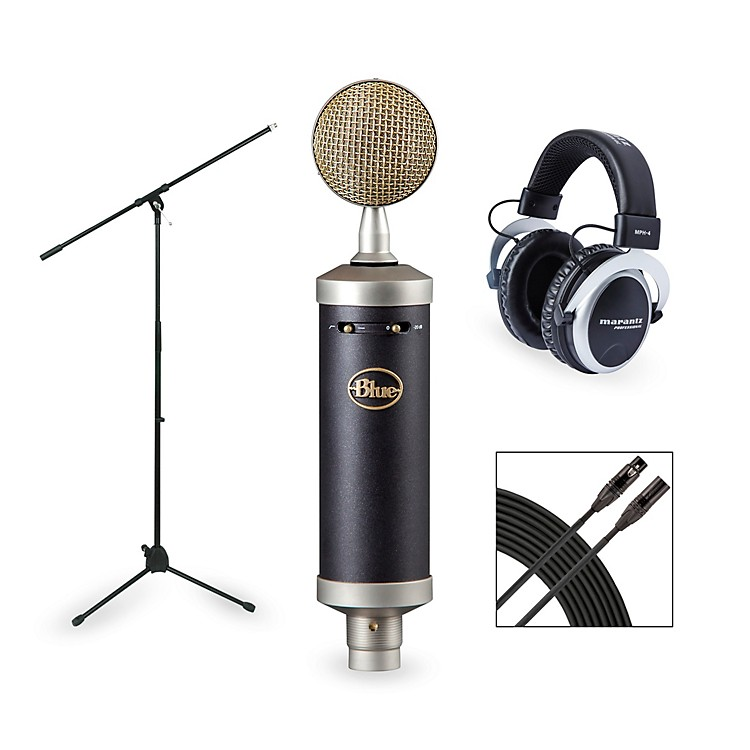 BLUE Choose Your Own Microphone Bundle Spark