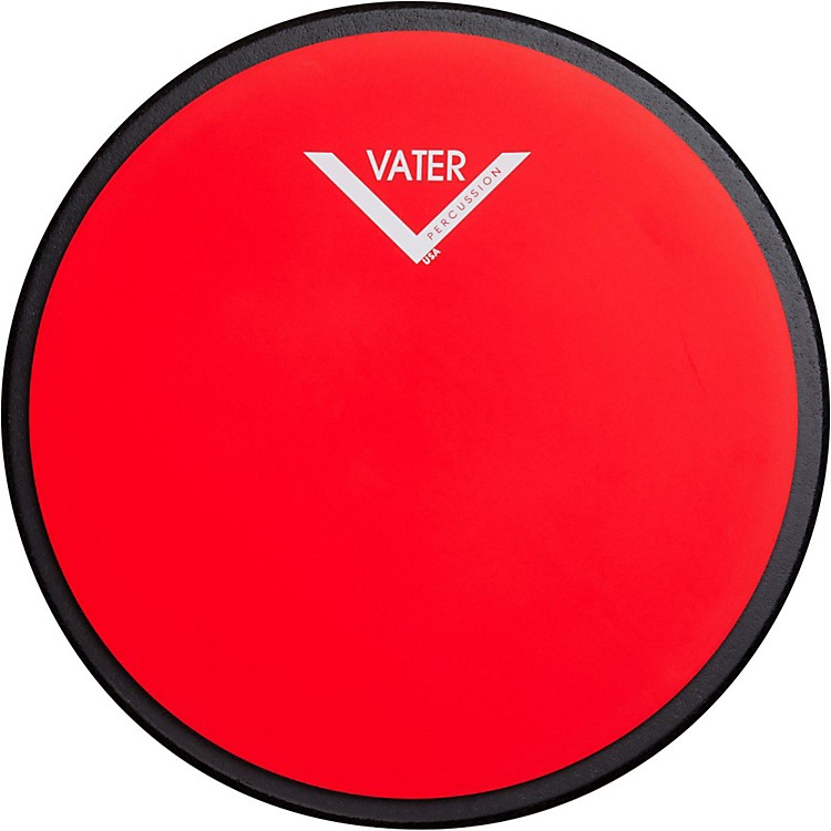 Vater Chop Builder Practice Pad 12 in. Soft Single Side