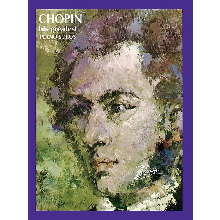 Ashley Publications Inc.Chopin - Vol. 1 His Greatest His Greatest (Ashley) Series