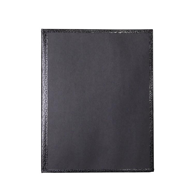 Deer RiverChoral Economy Folder with Bottom PocketBlack