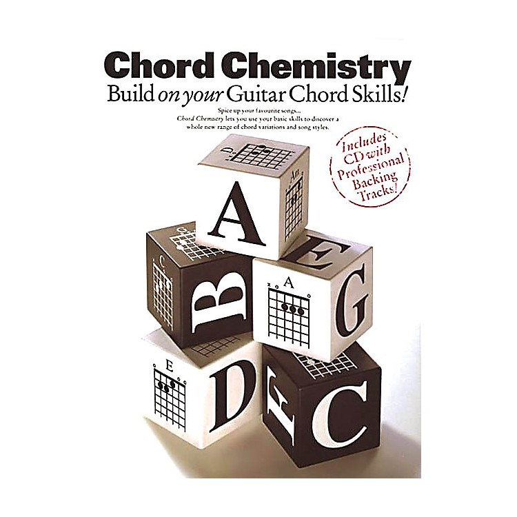 Music Sales Chord Chemistry Music Sales America Series Softcover with CD Written by Arthur Dick