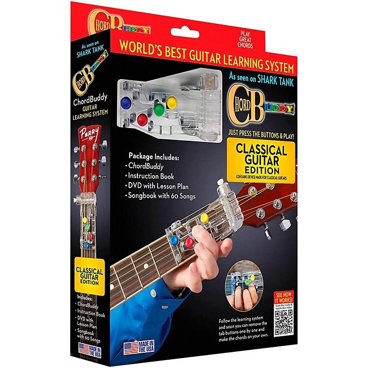 Hal LeonardChordbuddy Classical Guitar Learning System