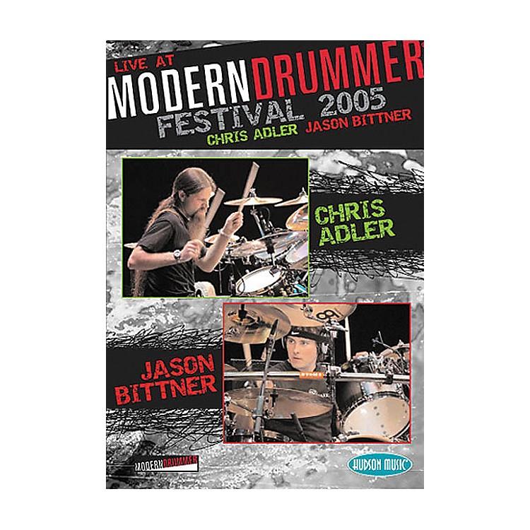 Hudson MusicChris Adler and Jason Bittner - Live at Modern Drummer Festival 2005 DVD