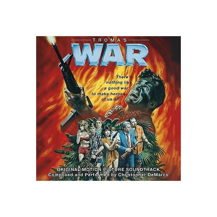 AllianceChris DeMarco - Troma's War (Original Soundtrack)