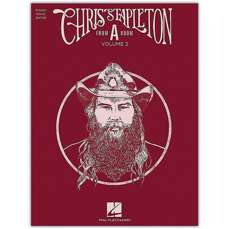 Hal Leonard Chris Stapleton - Fram A Room - Volume 2 - Piano/Vocal/Guitar Songbook
