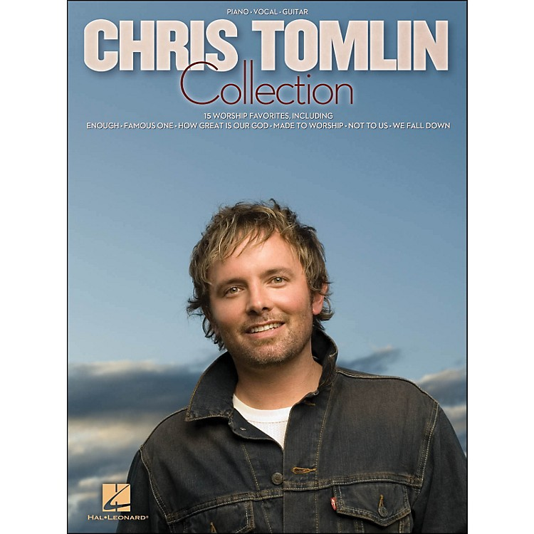 Hal Leonard Chris Tomlin Collection arranged for piano, vocal, and guitar (P/V/G)