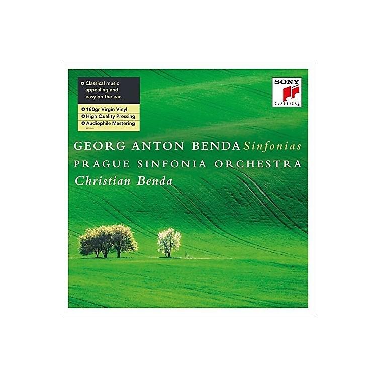 AllianceChristian Benda - Georg Anton Benda: Sinfonias