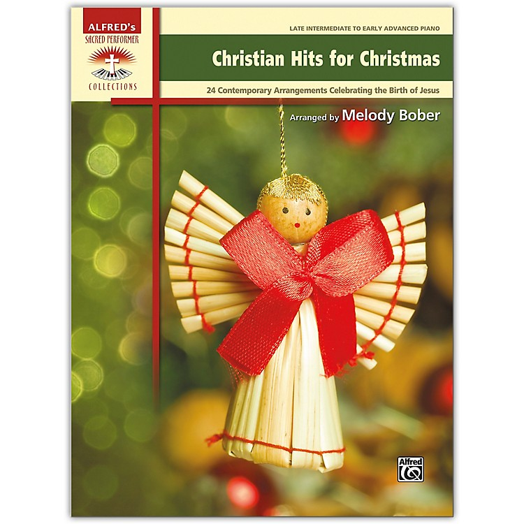 AlfredChristian Hits for Christmas Late Intermediate / Early Advanced