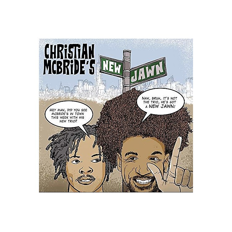 AllianceChristian McBride - Christian Mcbride's New Jawn