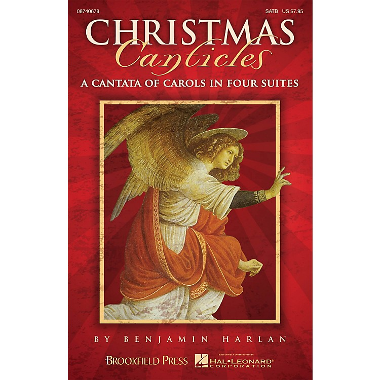 BrookfieldChristmas Canticles (A Cantata of Carols in Four Suites) CHAMBER ORCHESTRA ACCOMP by Benjamin Harlan