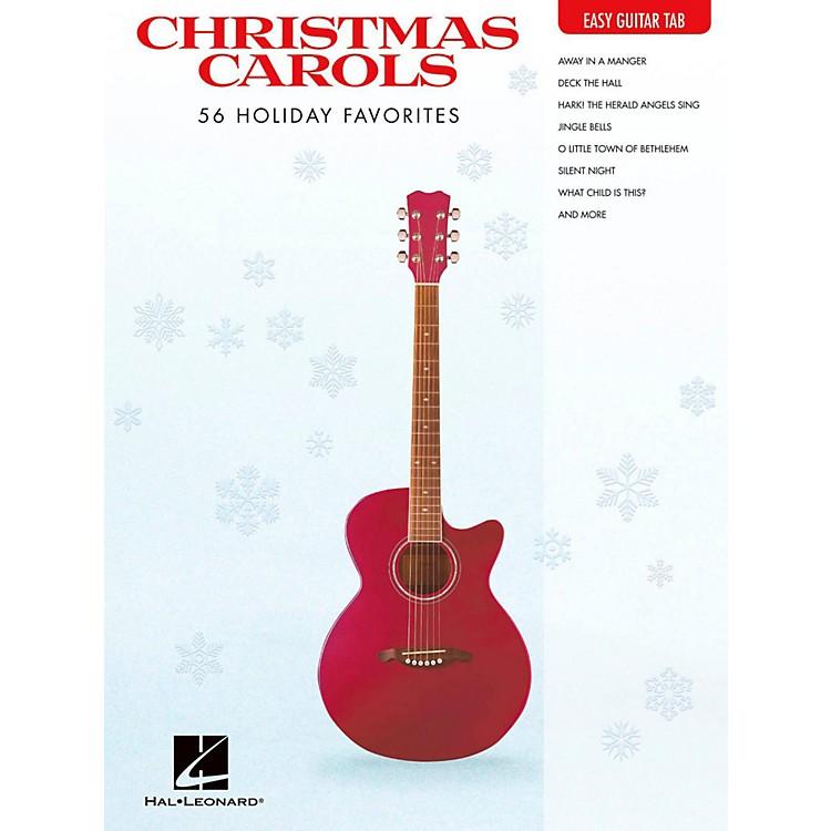 Hal LeonardChristmas Carols - Easy Guitar Tab