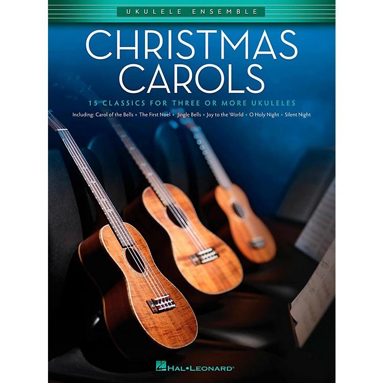 Hal LeonardChristmas Carols - Ukulele Ensemble Series Intermediate