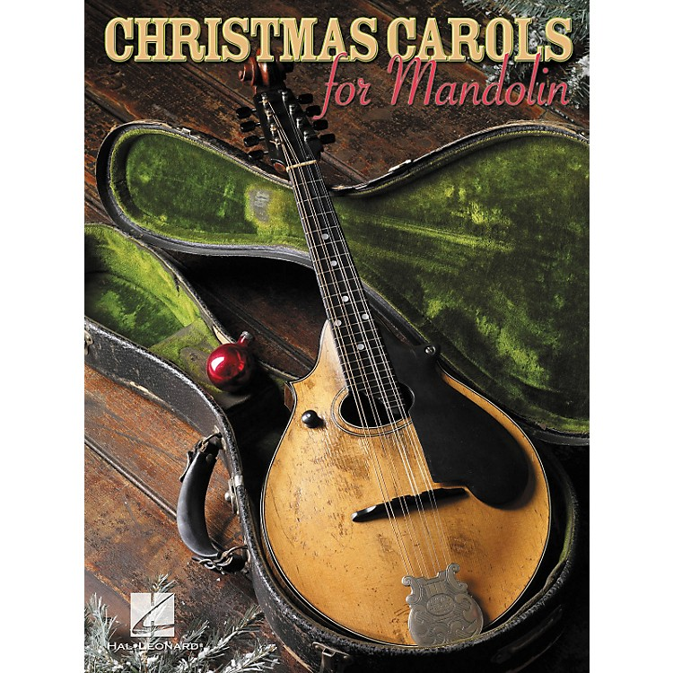 Hal LeonardChristmas Carols for Mandolin (Book)