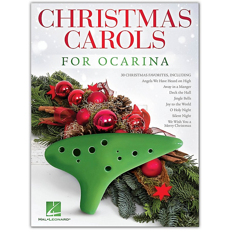 Hal LeonardChristmas Carols for Ocarina