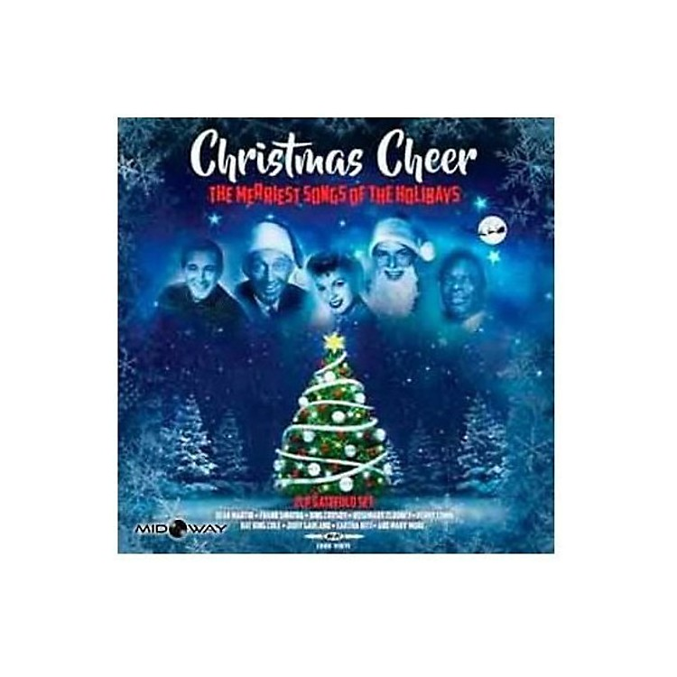 AllianceChristmas Cheer: Merriest Songs Of The Holidays / Various