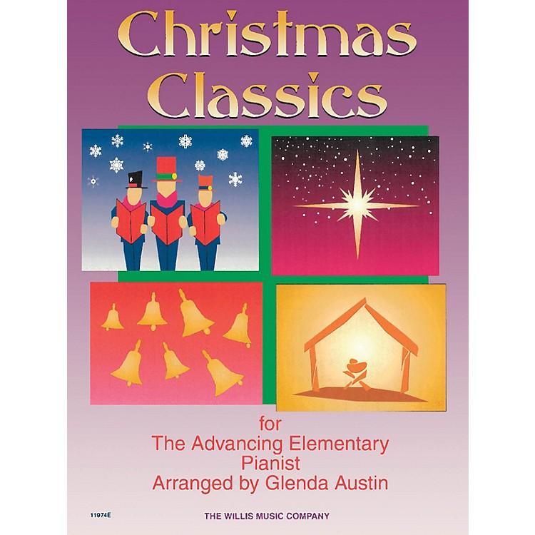 Willis MusicChristmas Classics (Later Elem Level) Willis Series Book