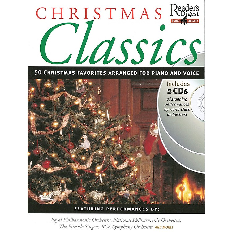 Music SalesChristmas Classics Music Sales America Series Softcover with CD