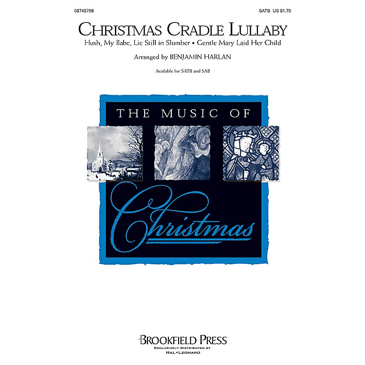 Brookfield Christmas Cradle Lullaby IPAKO Arranged by Benjamin Harlan