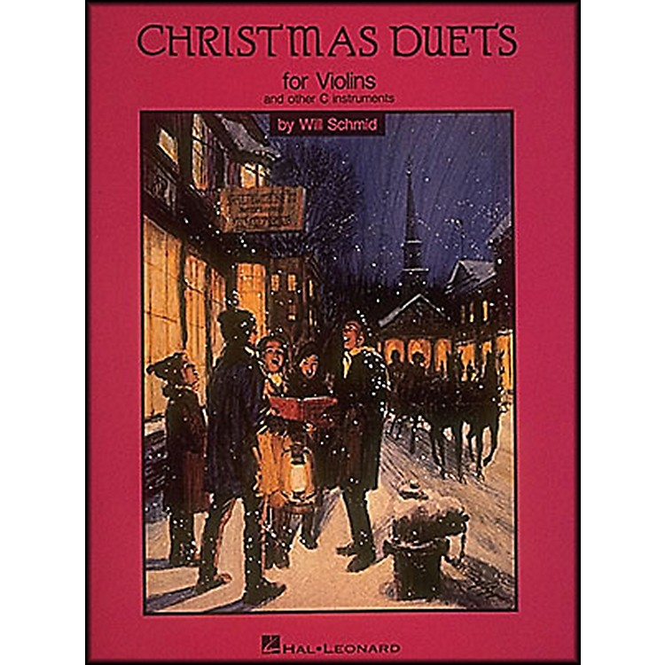 Hal LeonardChristmas Duets for Violin And Other C Instruments