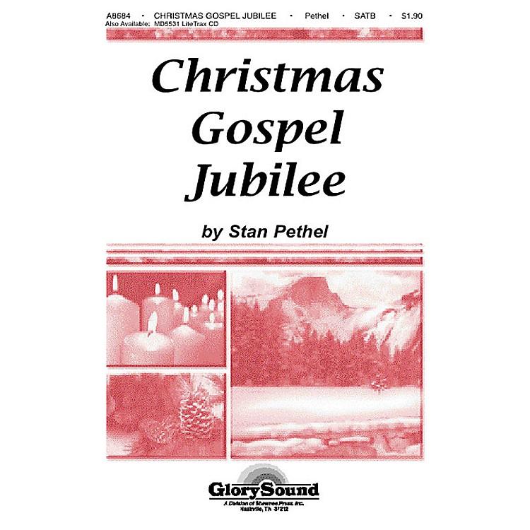 Shawnee PressChristmas Gospel Jubilee SATB composed by Stan Pethel
