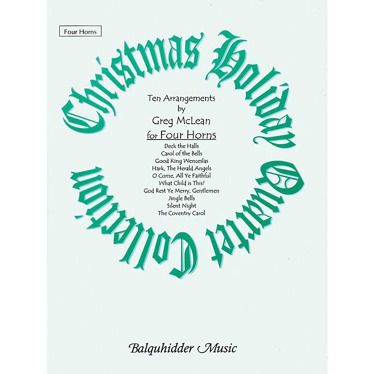 Carl FischerChristmas Holiday Quartet Collection Book