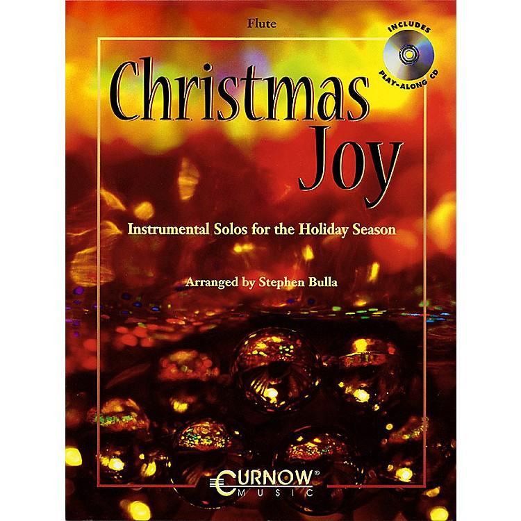 Curnow MusicChristmas Joy (Instrumental Solos for the Holiday Season) Concert Band Level 3