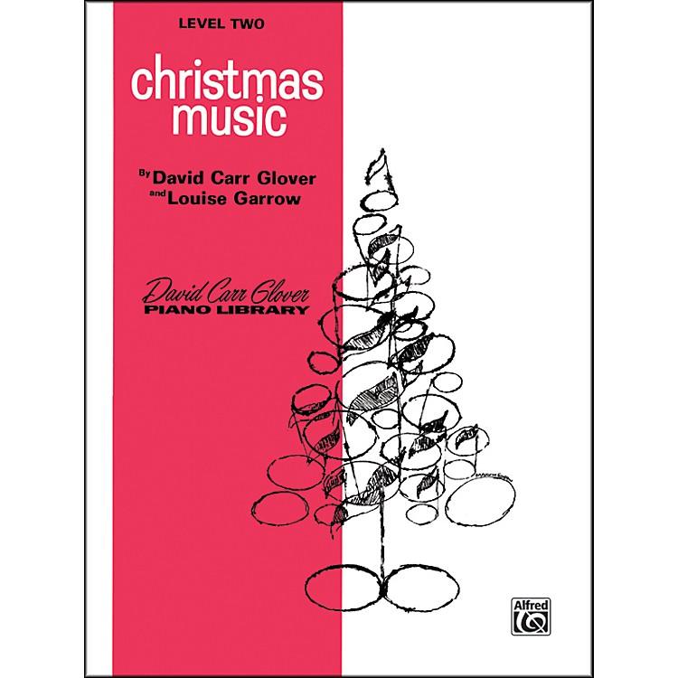 AlfredChristmas Music Level 2