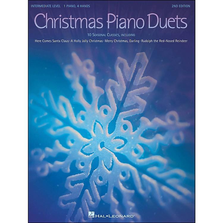Hal LeonardChristmas Piano Duets 2nd Edition