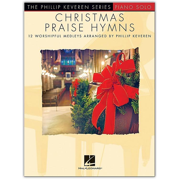 Hal LeonardChristmas Praise Hymns - Piano Solo - Phillip Keveren Series