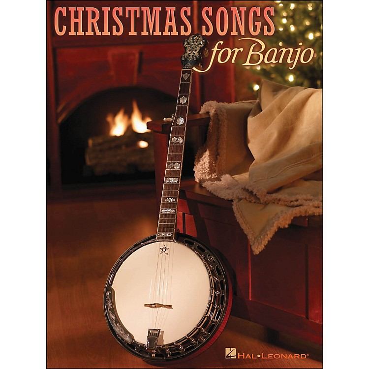Hal LeonardChristmas Songs for Banjo