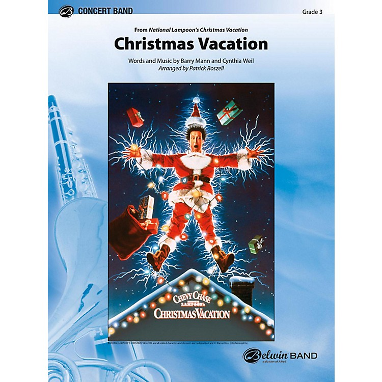 Alfred Christmas Vacation Grade 3 (Medium Easy)