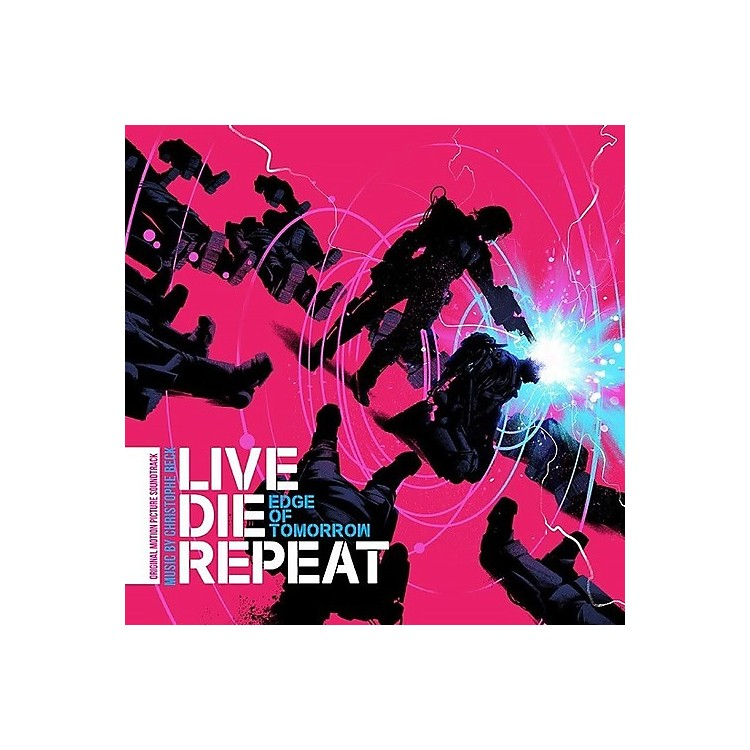 Alliance Christophe Beck - Edge Of Tomorrow (or Live, Die, Repeat) (Original Soundtrack)