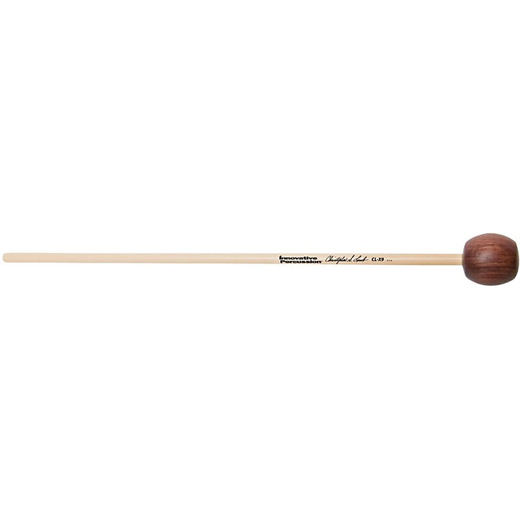 Innovative Percussion Christopher Lamb Xylophone Mallets Barrel Core Rattan