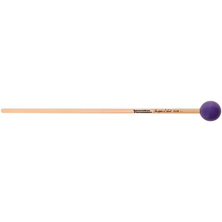 Innovative PercussionChristopher Lamb Xylophone MalletsHard Bright/PurpleRattan