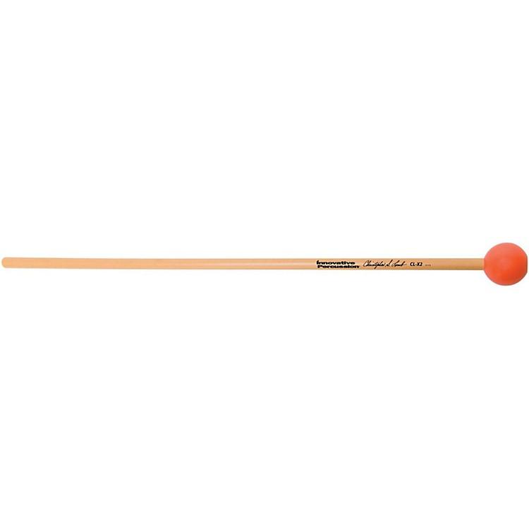 Innovative PercussionChristopher Lamb Xylophone MalletsMedium Dark/OrangeRattan